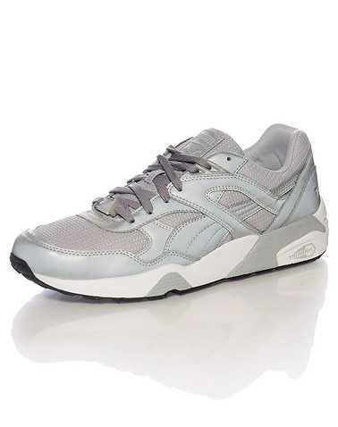 PUMA MENS Silver Footwear / Sneakers