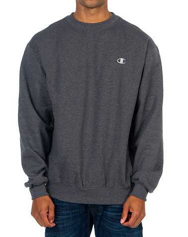 CHAMPION MENS Dark Grey Clothing / Sweatshirts XL