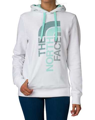 THE NORTH FACE WOMENS White Clothing / Sweatshirts