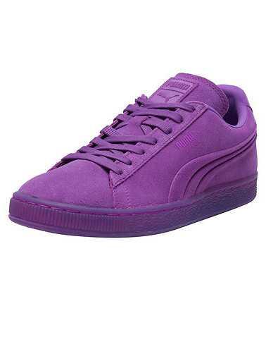 PUMA MENS Purple Footwear / Sneakers