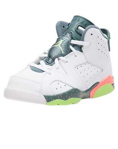 JORDAN GIRLS White Footwear / Sneakers 13C