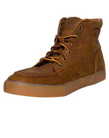 POLO FOOTWEAR MENS Beige-Khaki Footwear / Casual 8.5