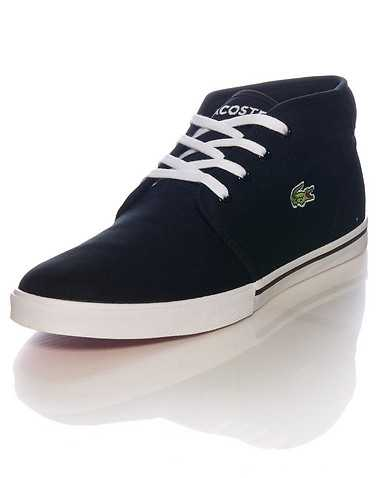 LACOSTE MENS Black Footwear / Casual 9