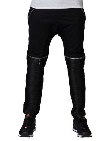 AMERICAN STITCHENS Black Clothing / Sweatpants
