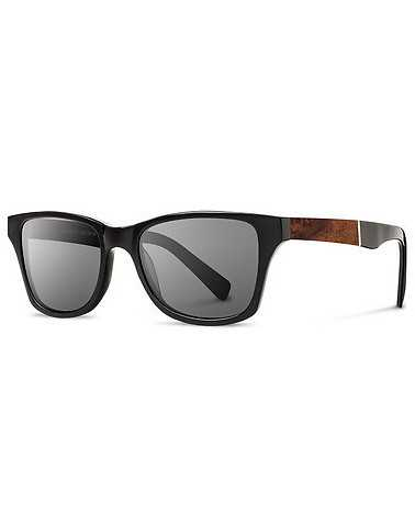 SHWOOD EYEWEAR MENS Black Accessories / Sunglasses ONES