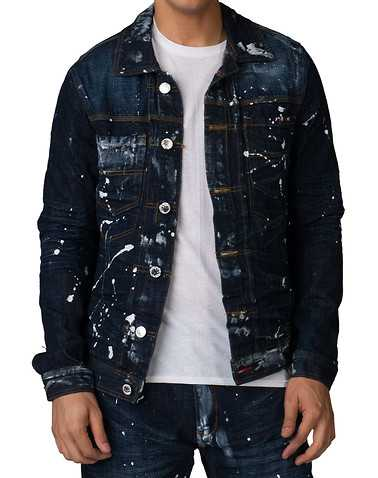 HERITAGE MENS Blue Clothing / Outerwear