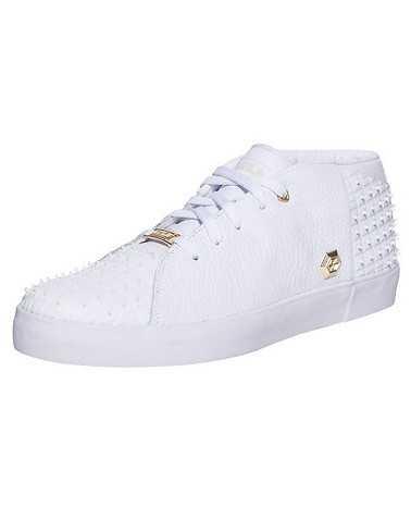 NIKE MENS White Footwear / Sneakers 12