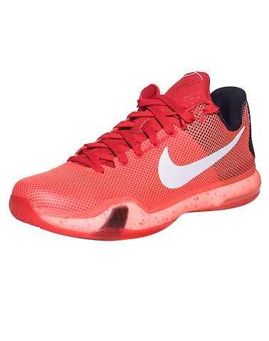 NIKE MENS Medium Red Footwear / Sneakers