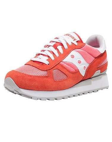 SAUCONY WOMENS Red Footwear / Sneakers