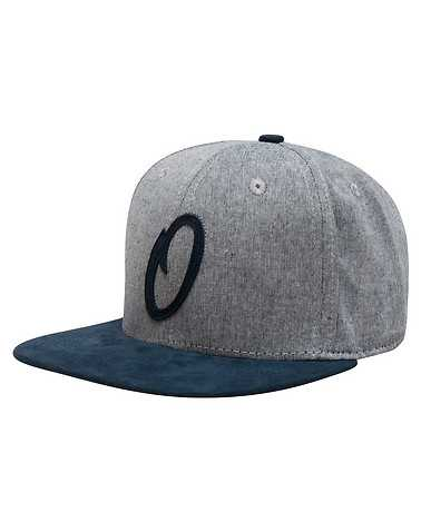 OFFICIAL CROWN OF LAUREL MENS Grey Accessories / Caps Snapback OSFA