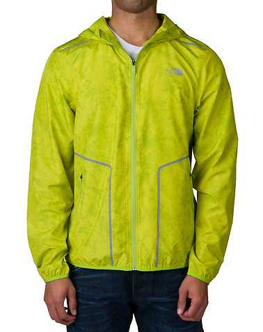 THE NORTH FACE MENS Green Clothing / Outerwear
