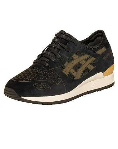 ASICS MENS Black Footwear / Sneakers 10