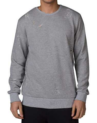 CRIMINAL DAMAGEENS Grey Clothing / Sweatshirts