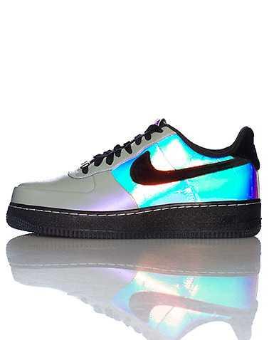 NIKE SPORTSWEAR MENS Silver Footwear / Sneakers 10