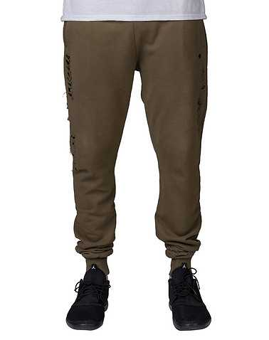 CRIMINAL DAMAGE MENS Green Clothing / Sweatpants S