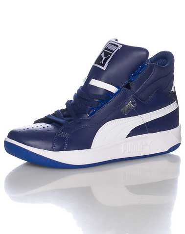 PUMA MENS Navy Footwear / Sneakers 7.5