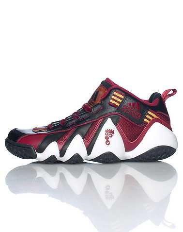 adidas MENS Burgundy Footwear / Sneakers 10