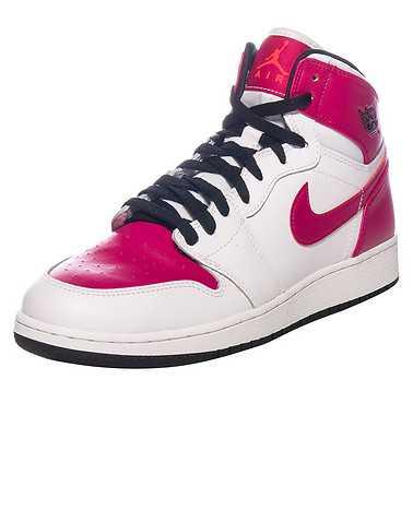 JORDAN GIRLS White Footwear / Basketball
