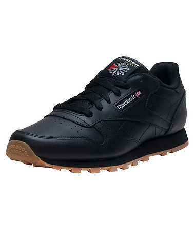 REEBOK GIRLS Black Footwear / Sneakers