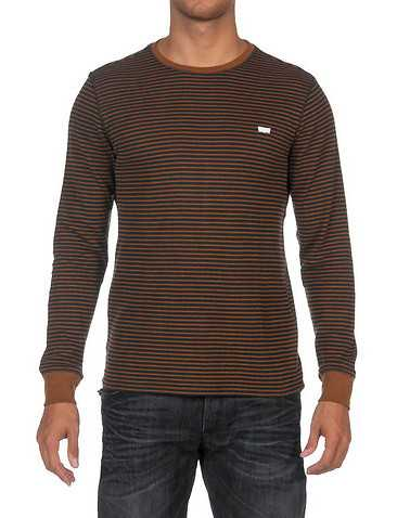 LEVIS MENS Brown Clothing / Tops L