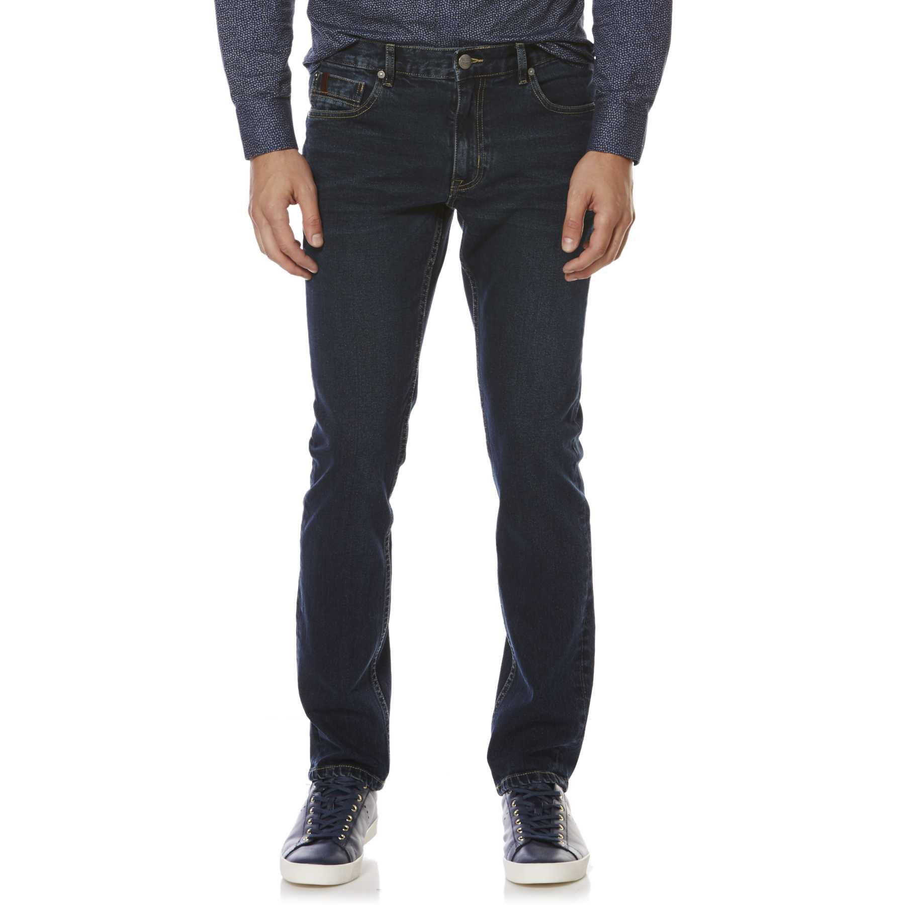 Original Penguin P55 SLIM FIVE POCKET DENIM