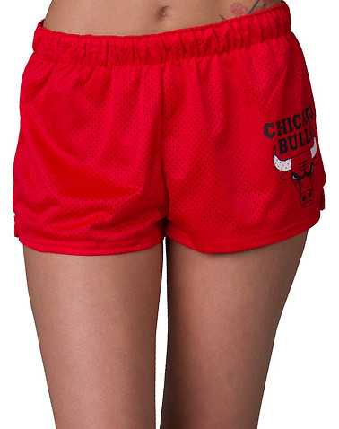 NBA 4 HER WOMENS Red Clothing / Athletic Shorts XS