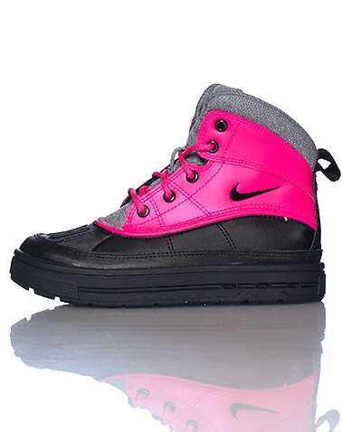 NIKE BOYS Pink Footwear / Boots
