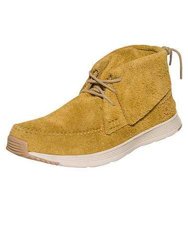 RANSOM MENS Beige-Khaki Footwear / Casual 9
