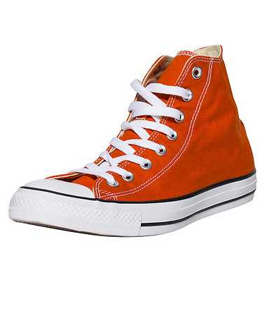 CONVERSE MENS Orange Footwear / Casual