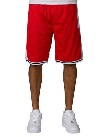 CROOKS AND CASTLESENS Red Clothing / Athletic Shorts