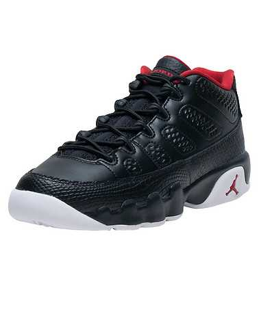 JORDAN GIRLS Black Footwear / Sneakers