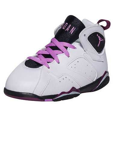 JORDAN GIRLS White Footwear / Sneakers