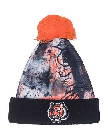 NEW ERA MENS Orange Accessories / Seasonal One Size