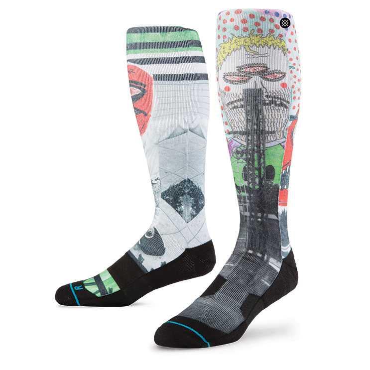 Stance Downdays KID CREATURE Socks