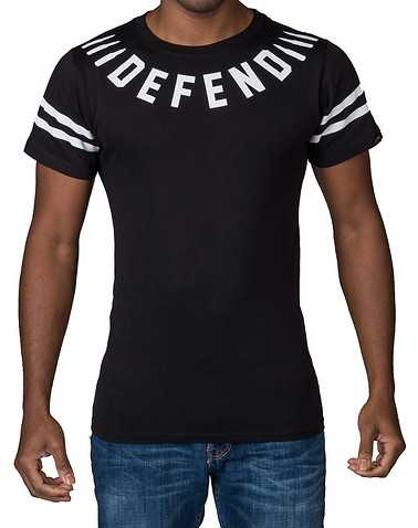 DEFEND PARISENS Black Clothing / Tops