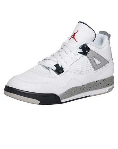 JORDAN BOYS White Footwear / Sneakers 2Y