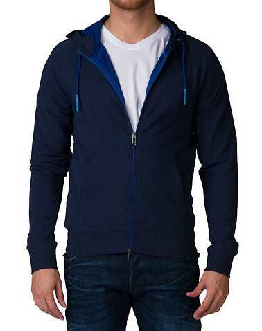 ARMANI JEANS MENS Blue Clothing / Sweatshirts