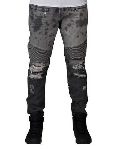EMBELLISH MENS Grey Clothing / Jeans