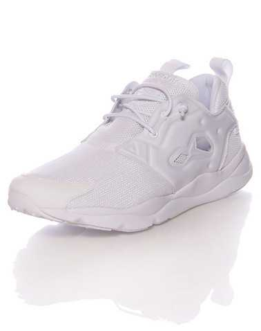 REEBOK MENS White Footwear / Sneakers 9
