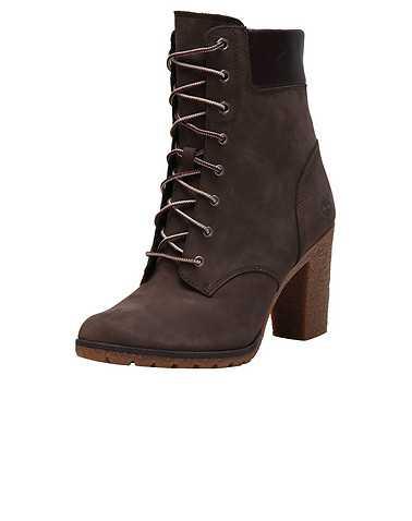 TIMBERLAND WOMENS Dark Brown Footwear / Boots 7