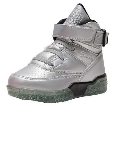 EWING ATHLETICS GIRLS Silver Footwear / Sneakers