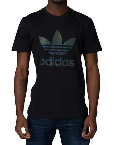 adidas MENS Black Clothing / Tops XL