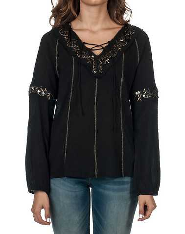 VANILLA STAR WOMENS Black Clothing / Tops