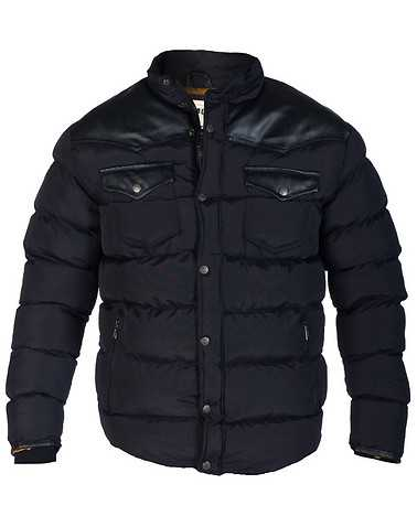 DECIBEL MENS Black Clothing / Jackets M