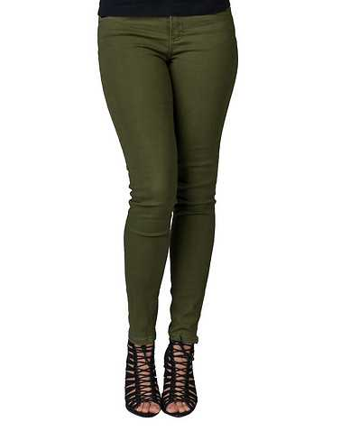 LA BELLE ROC WOMENS Green Clothing / Jeans 3/4