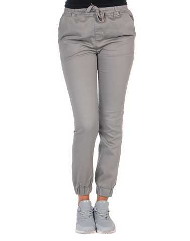 ESSENTIALS WOMENS Grey Clothing / Bottoms S