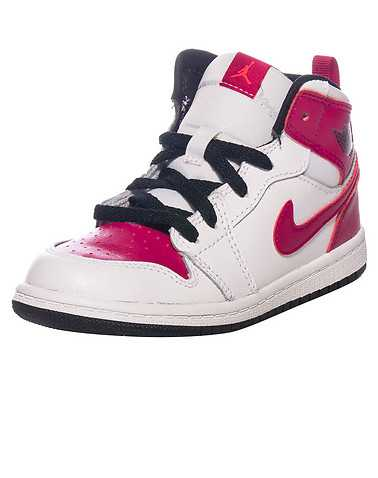 JORDAN GIRLS White Footwear / Sneakers 4C