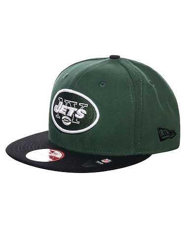 NEW ERA MENS Green Accessories / Caps Snapback M/L
