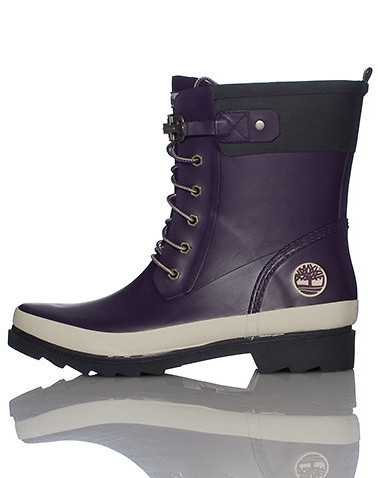 TIMBERLAND WOMENS Purple Footwear / Boots 6