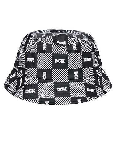 DGK MENS Black Accessories / Hats One Size